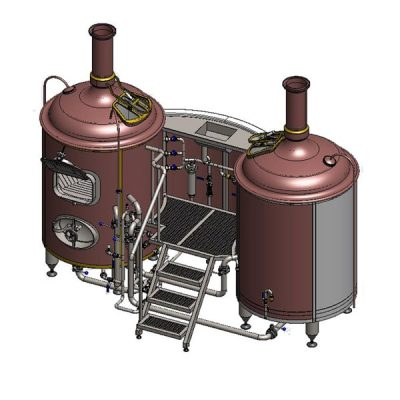 WBM : Wort brew machines