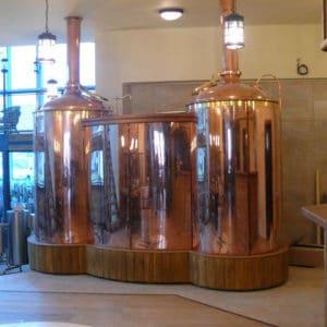 Pivovar BREWORX CLASSIC BSB-302-600L s vařičem mědi