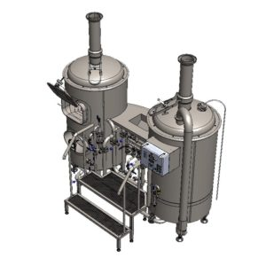 BREWORX CLASSIC 300 : Wort brew machine