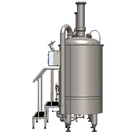 Brewhouse breworx classic 1000 - levý pohled