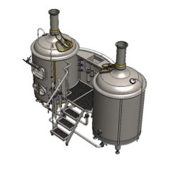 Brewhouse BREWORX CLASSIC 400