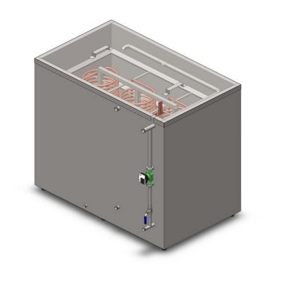 CST : Coolant storage tanks