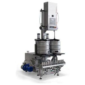 KFM - Stroje pro oplachování a plnění sudů