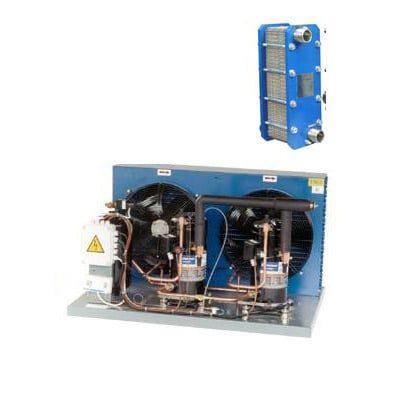 SLC: Rozdělené kapalinové chladiče