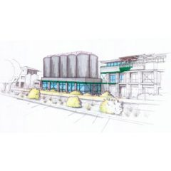 TPB-150000技術項目文件中的一個啤酒廠/ ciderline 150000 hl /年