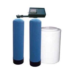 WTS-26 Descalcificador de agua y sistema de reducción de hierro 2600L / hr