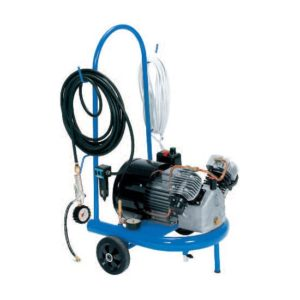 ACO-8N Air compressor with microfiltration 8m3/h without pressure vessel