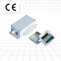 WJ505 TTC tilslutningsboks til 5xC2105 controllere