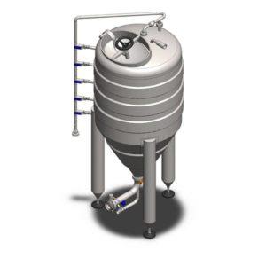 YSTP32G - Alacsony nyomású tartály 320 liter