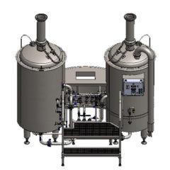 Strojevi za prženje piva BREWORX LITE-ME 150