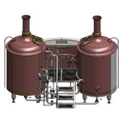 BREWORX LITE-ME 1000 : Wort brew machine