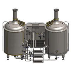 Strojevi za prženje piva BREWORX LITE-ME 500