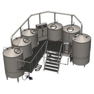 BWM-BOP : Wort brew machines OPPIDUM