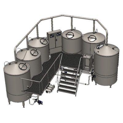 BOP : Wort brew machines OPPIDUM