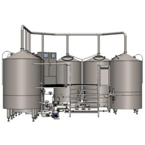 BREWORX OPPIDUM 2000 : Wort brew machine – the brewhouse