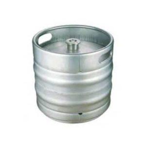 KEG-20-DIN Evropský nerezový sud z piva DIN KEG 20 litrů