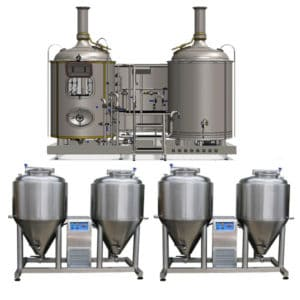 Breworx Modulo Brewery system