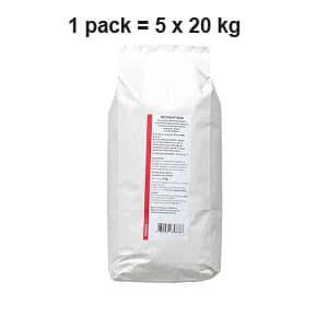 DEBG-100 Filtración kieselguhr BECOGUR 100 / 100 kg