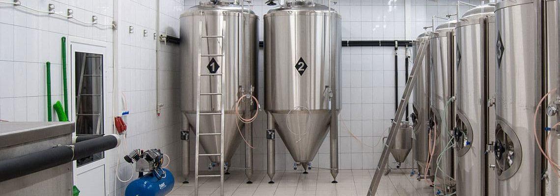 맥주 발효 시스템