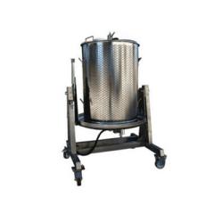 HPF-80 Hydraulische fruitpers 80 liter / uur