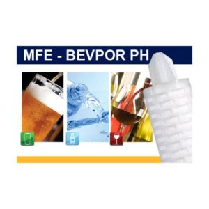 MFE-BEPH Microfiltration element Bevpor PH