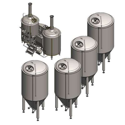 CLASSIC 1000-brouwerijen