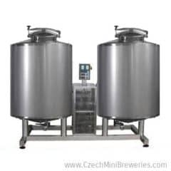 WCUHWT-300 Modulo wort cooling & water management unit 2×300 L