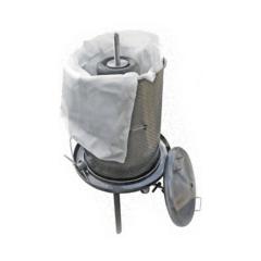 HPF-PB nospiediet maisījumu nogulsnes dūņām