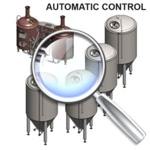 ACB - Automatic controlled breweries