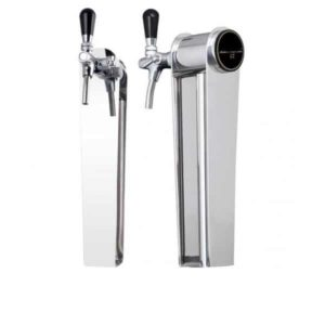 BDT-LE1V Beverage dispense tower LUX ELEGANCE 1-valve