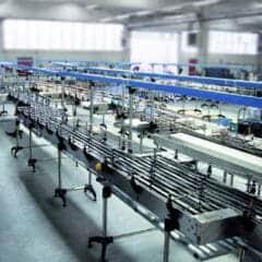 BCCS-2000 Bottle-can conveyor system