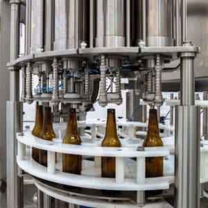BFL - Flaskfyllningslinjer
