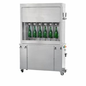 BFSA6-600 Semi-automatic bottle filler