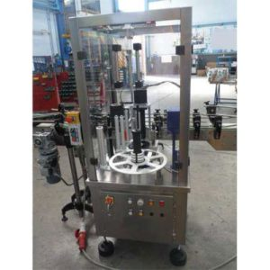 BLA-MB1500 Automatic monoblock bottle labelling machine