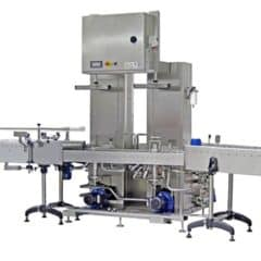 KWFL-32 Keg vask og fylling linje