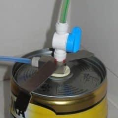 K5F-01 Ręczny adapter do napełniania pojemników o pojemności 5 litrów