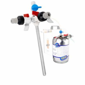 K5F-01 Manual filling adapter for five-liters kegs