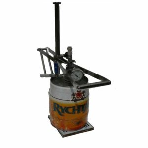 small keg filler k5f02 1 300x300 - 4th solution: Washing and filling of kegs