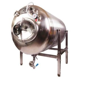 DBTHN – Beer serving tanks, horizontal, non-insulated