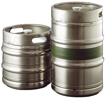 KEG : Beer barrels