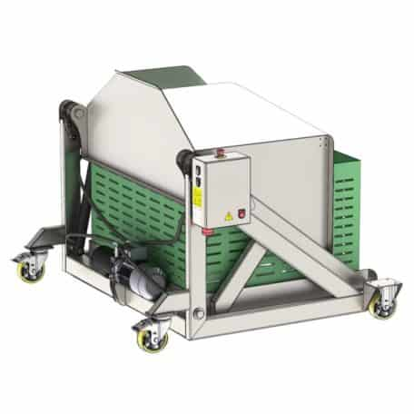 PBT-400 Pallete bin tipper 400kg