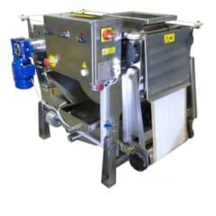 FBP-300P Fruit belt press 300 kg/hour with pump