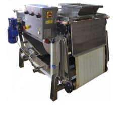 FBP-500 Fruit riempers 600 kg / uur