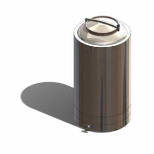 CFT - Cylindrical fermentation tanks