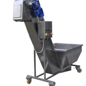 FWD-1000P Fruit washer-dryer 1000 kg/hour with pump