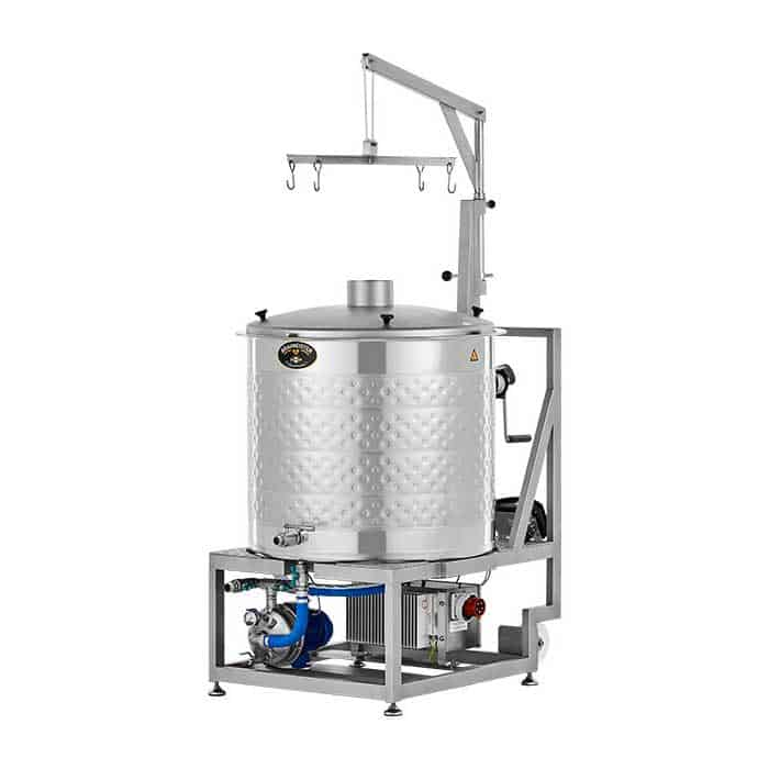 Brewmaster BM-200 wort brew machine