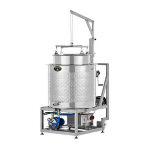 BREWMASTER BM-200 Compact wort brew machine – the 230L brewhouse