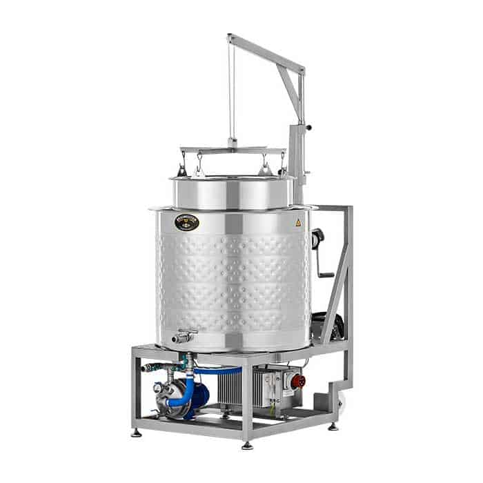 bm 200 06 - BREWMASTER BM-200 Compact wort brew machine - the 230L brewhouse - bwm-bbm, bbm, hbw