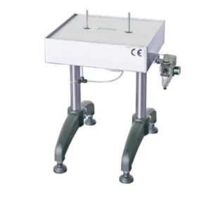BBM-M600 Manual bottle blowing machine with two positions