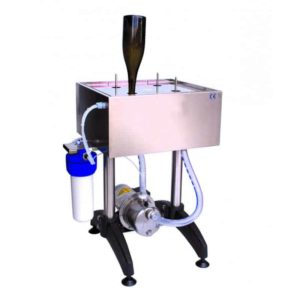 BWC-M600 Ruční oplachování a sterilizace lahví s recyklačním čerpadlem